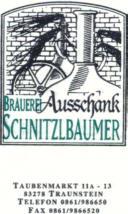 · STAGE: Brauerei Ausschank Schnitzlbaumer Traunstein ·